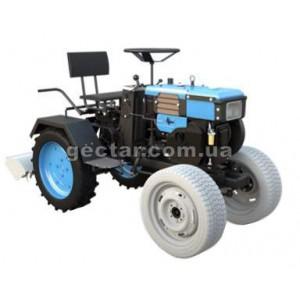 Комплект №4 для переоборудования мотоблока в минитрактор, механические тормоза