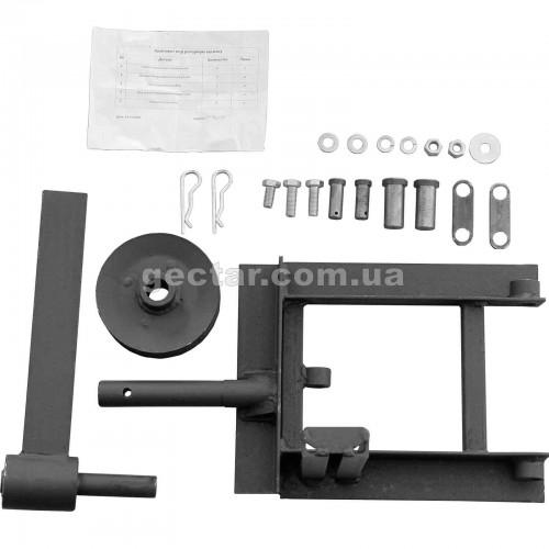 Комплект №5 для переоборудования мотоблока в мототрактор с механическими тормозами