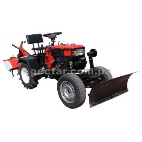 Комплект №5 для переоборудования мотоблока в трактор с гидравлической тормозной системой