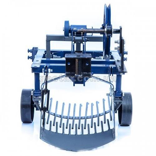 Картофелекопатель вибрационный под боковой ВОМ
