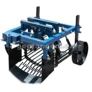 Картофелекопалка Мотор Сич вибрационная двухэксцентриковая  КК15