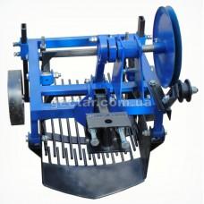 Картофелекопатель вибрационный двухэксцентриковый