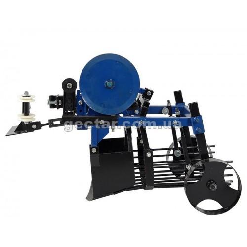 Картофелекопатель двухэксцентриковый для мотоблоков 105, 135 и аналогов