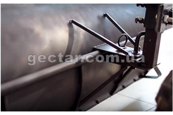 Лопата-отвал для мотоблока и мототрактора - какие бывают крепления