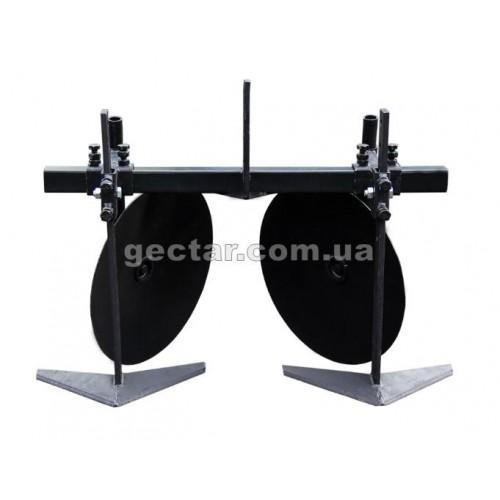 Комплект окучник-пропольник Ф360