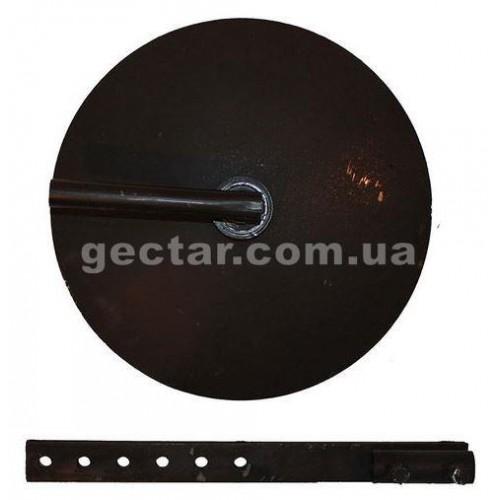 Окучник дисковый регулируемый Ф390