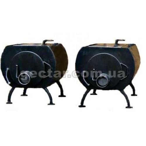 Печь дровяная отопительная ПД-40
