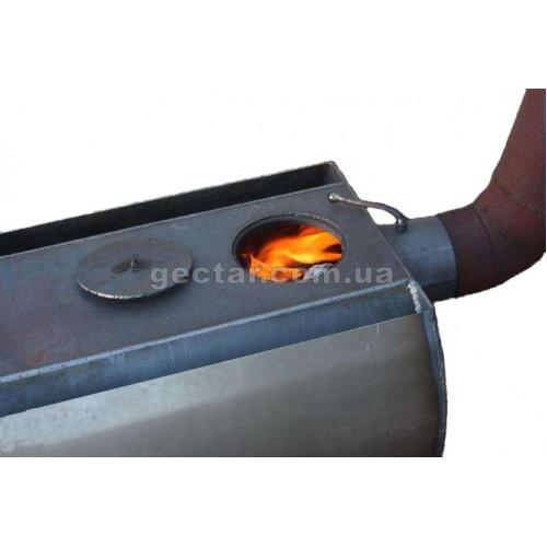Печь дровяная отопительная ПД-60К