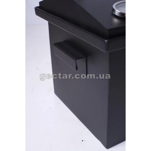 Коптильня горячего копчения окрашенная 520х300х310 мм