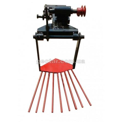 Картофелекопалка вибрационная веерная
