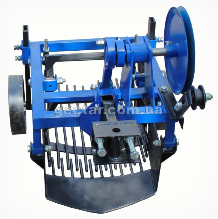 Мотоблок с двигателем водяного охлаждения под ремень
